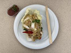 Orez prăjit vegetarian cu varză chinezească image