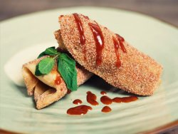 Crunchy Cheesecake image