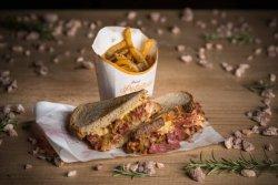 Meniu Combo Reuben Sandwich  image