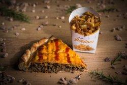 Meniu Combo Cheesburger Pizza  image