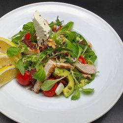 Salată cu Curcan image