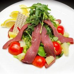 Salată cu Piept de Rață Afumat image