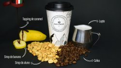 Banana Nut Latte image