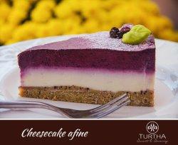 Cheesecake afine