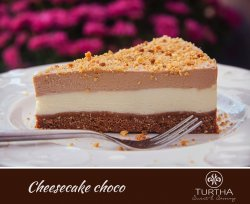 Cheesecake choco