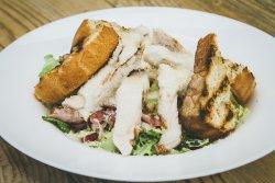 Chicken grill salad