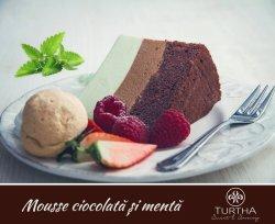 Tort Ciocolata Menta
