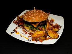 Burger maxi Ursul Carpatin  image