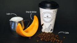 Pumpkin Chocolate cu cafea image