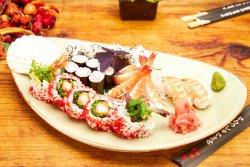 Shrimp platou image