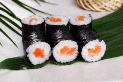 Hoso maki salmon image