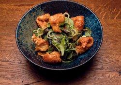 Salată cu calamar crocant  image