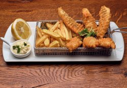 Fish&chips  image