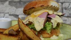 Burger Rață image