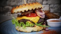 30% REDUCERE: Burger Vită image