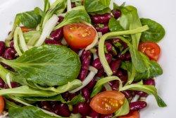 Salată fasole roșie image