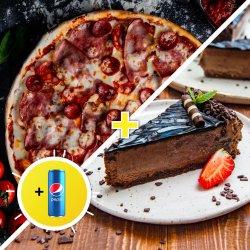 Combo Pizza Quattro Carni image