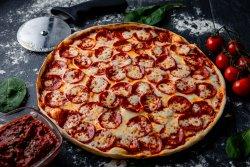 Extra pepperoni image