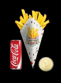 Meniu fries small image