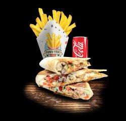 Meniu chicken quesadilla  image