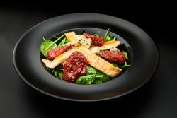 Chicken Blue Salad image