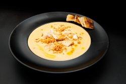 Chicken cream soup image
