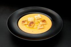 Vegetable cream soup image