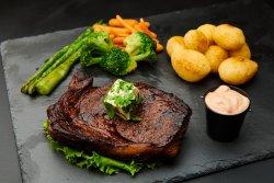 Steak On image