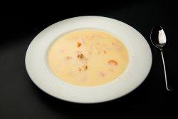 Supa de pui a la grec - Chicken greek soup image