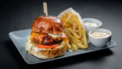 Pub burger de vită image