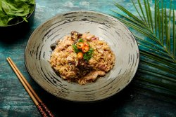Fried rice pui image