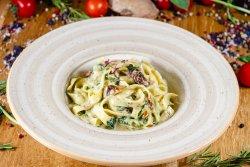 Fettucine Pomodori Secchi image