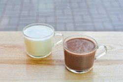 Flavoured Hot Chocolate  image