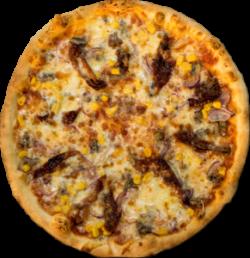 Pizza Pescatora image