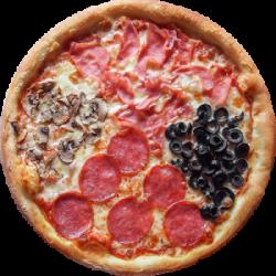 Pizza Quatro Stagione image