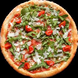 Pizza Rosa image