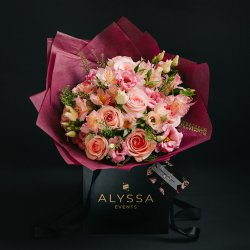 Pink mood Bouquet