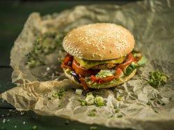 Green Lantern Burger image
