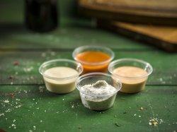 Maple Mustard Sauce/ Sos de muștar și maioneză vegană cu sirop arțar image
