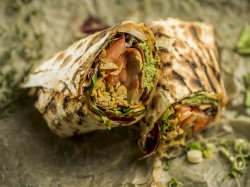 Greenneck Wrap image