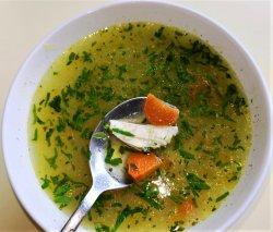 Supă cu tăieței image