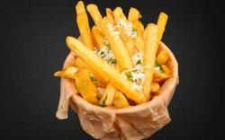 Cartofi prăjiți cu parmesan image