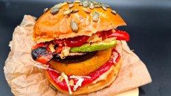 Veggie Burger image