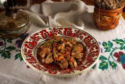 Ficăței de pui cu sos de ceapă image