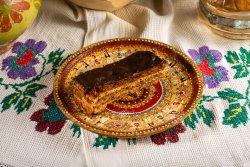 Prăjitură Greta cu nucă image