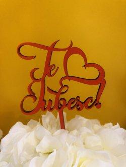 Topper Te iubesc image