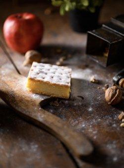 Prajitura  cu brânză dulce image