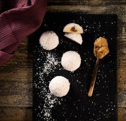 Fursecuri cu lapte condensat și cocos image