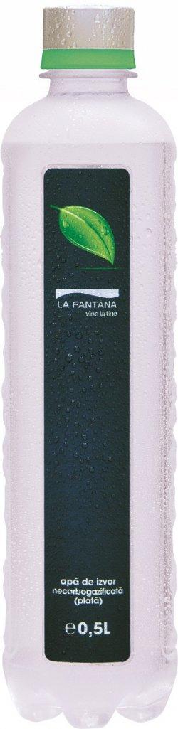 Apa plata  La Fantana 500 ml  image