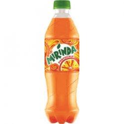 Mirinda de portocale 500 ml  image